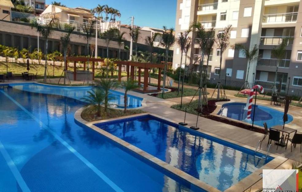 Locação, Apto, Cond. Fechado, Soleil Resort, Bragança Paulista, SP